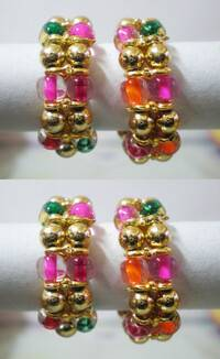 Deity Bracelets -- Multi-Colored