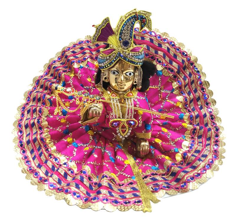 Laddu Gopal Deity Clothes