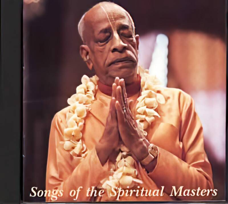 Songs of the Spiritual Masters (Music CD Download)