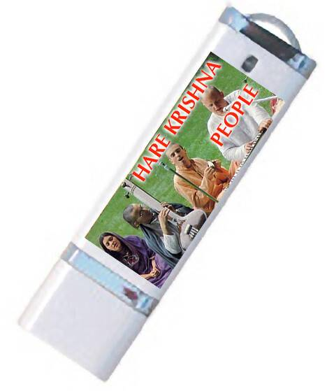 Hare Krishna People USB Stick