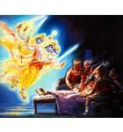 Yamadutas and Visnudutas Fight Over the Soul of Ajamila