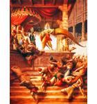 Lord Ramacandra Breaks the Bow