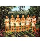 The Six Gosvamis of Vrindavan