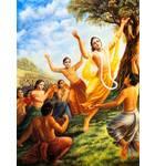 Lord Caitanya's Sankirtan With His Devotees