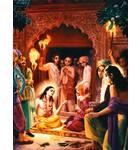 Lord Caitanya Instructs Chand Kazi