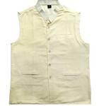 Waistcoat / Vest -- Khadi Men's