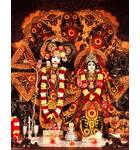 Sri Sri Kisora-Kisori - New Seva-Kunja - Chicago, Illinois