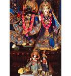 Sri Sri Radha Krishna - New Kusum Sarovara - Spanish Fork, UT