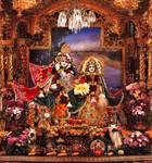 Sri Sri Radha Vrndavana-candra - New Vrindavan - Moundsville, WV