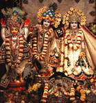 Sri Sri Radha-Govinda - Kolkata, India