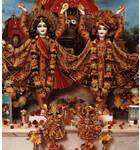 Sri Sri Dayal-Nitai-Vijaya-Gauranga - Budapest,Hungary
