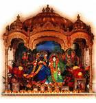 Sri Sri Radha Govinda - New Goloka-dhama - Hillsborough, NC