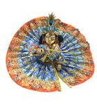 Laddu Gopal Deluxe Dresses (Economy) Type 2 (D.No.6200)