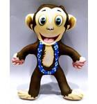Vraja (Vrindavan) Monkey -- Childrens Stuffed Toy