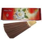White Rose Incense -- (225 gram pack)