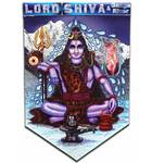 Art Flag -- Lord Shiva
