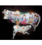 Kamadhenu Cow with Calf