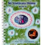 Sri Vrindavana Dhama As It Is