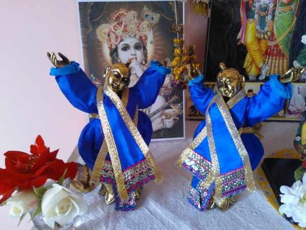 Gaura Nitai Deities / Dolls